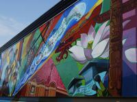 Britannia Legacy Mural