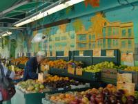 Sunrise Market Mural