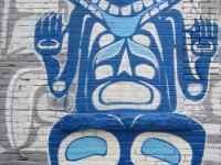 Native Art Mural